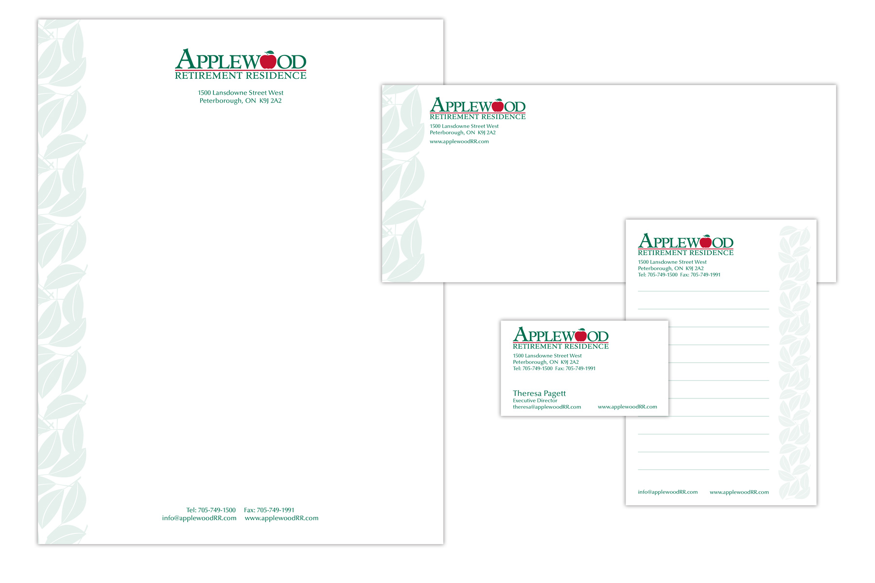 Pixel Point Studios Samples Stationery Business Cards